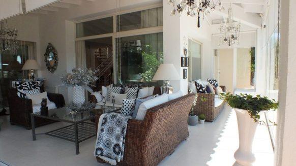 Benahavis property for sale - terrace