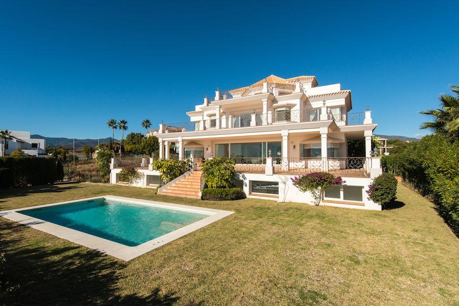 Benahavis villa 1