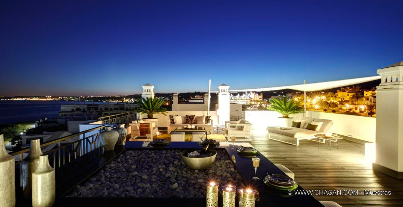 Estepona penthouse 2