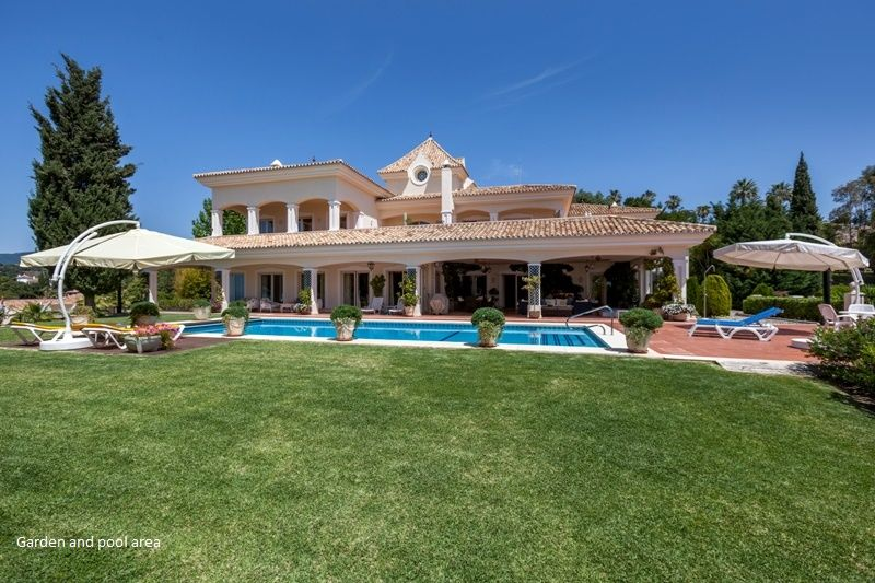 Madronal villa 1