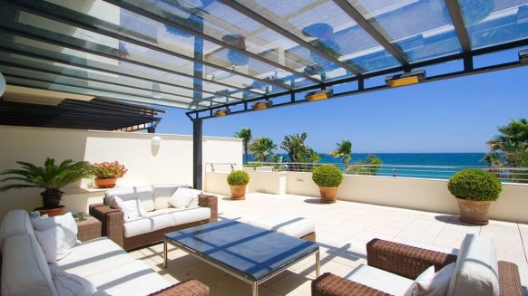 property for sale in spain with sea view
