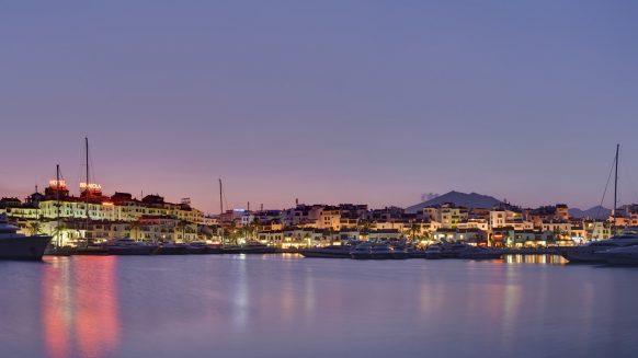 Puerto Banús marbella real estate investing
