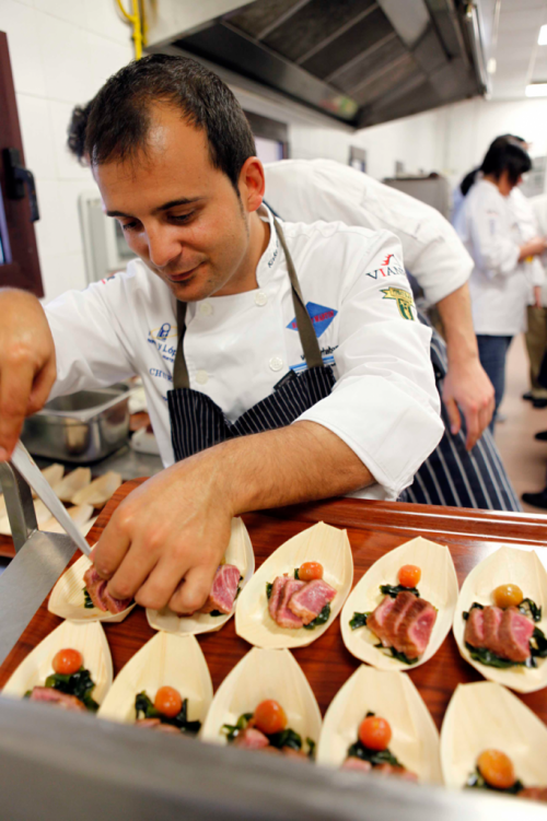 things to do in Marbella chef food