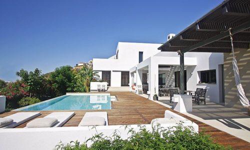 benahavis modern homes for sale pool
