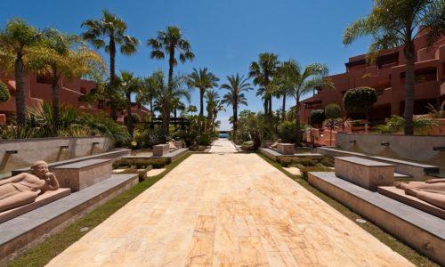 estepona luxury modern homes garden
