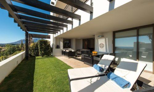 flamingos luxury modern homes terrace
