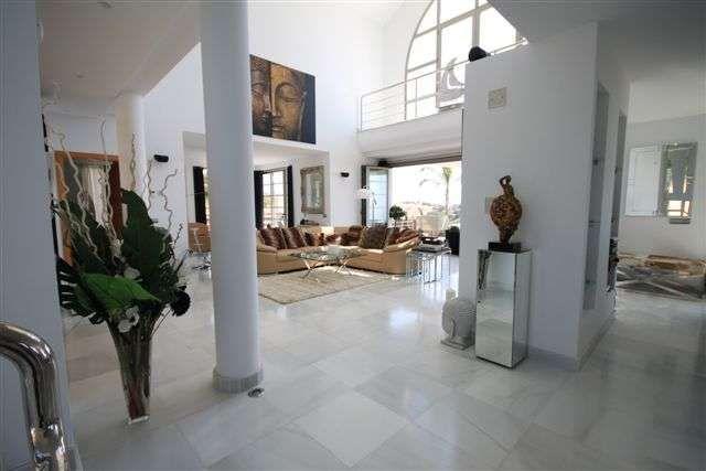 life in marbella villa interior