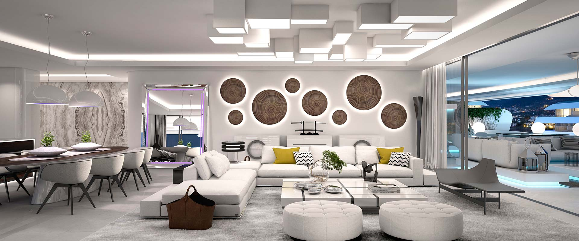 New apartments for sale in marbella on the golden mile for Interieur bedrijf