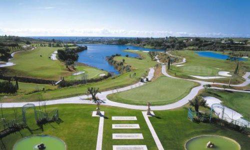 luxury villas in Marbella golf view