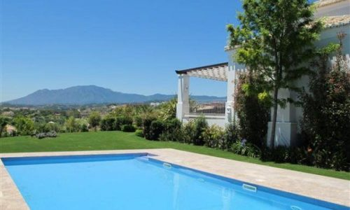 marbella villas with a view mountain 3