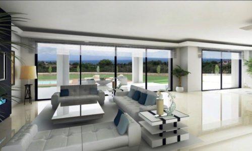 spanish property market news villa interior