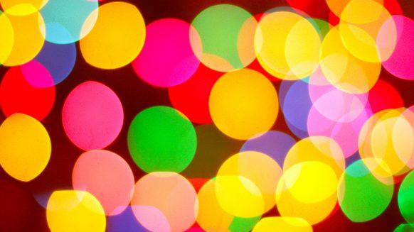 marbella shopping at christmas lights
