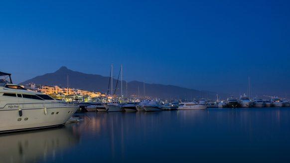 Puerto banus ports in marbella