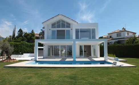 Contemporary villa's in Marbella