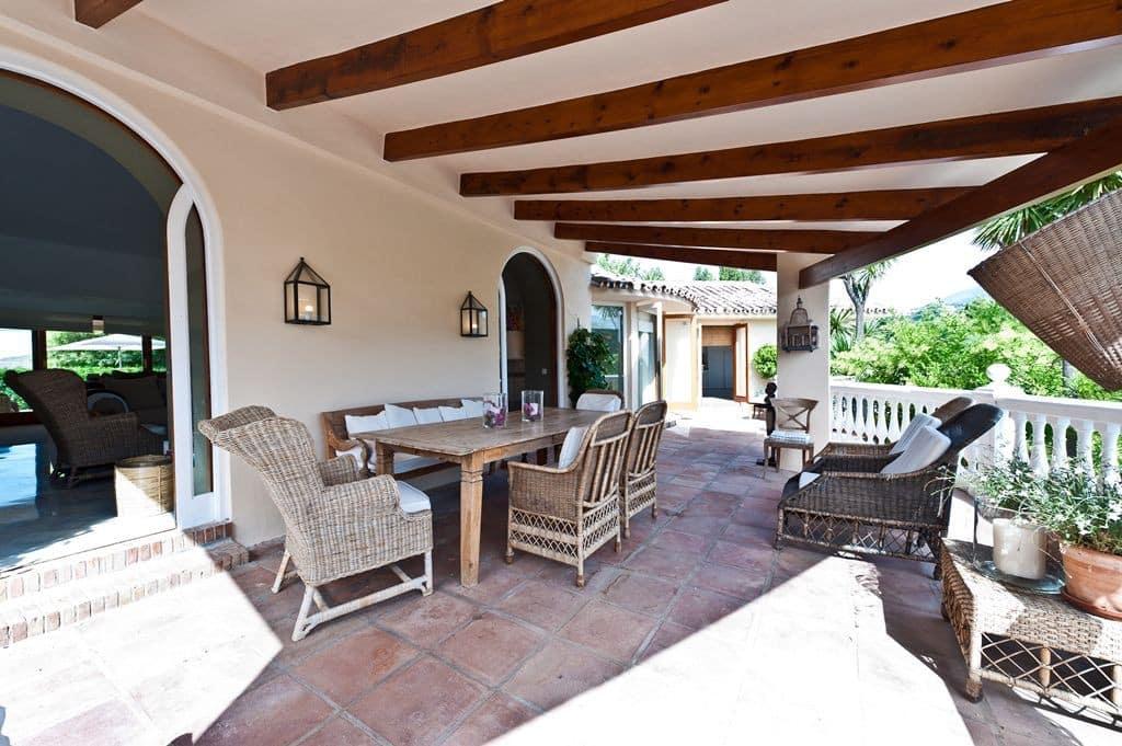 andalucian villas in benahavis