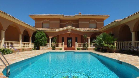 marbella style villas in Marbella