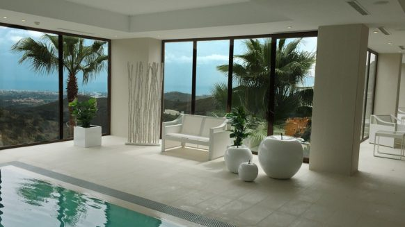 property in Marbella villa