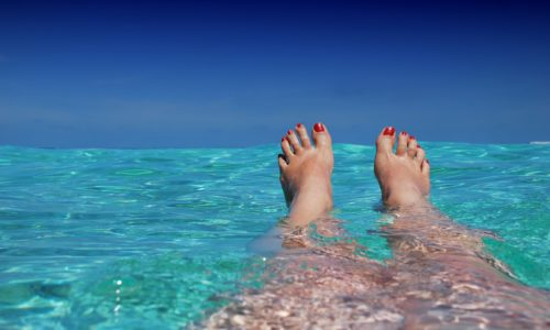 buying a Property in spain feet water