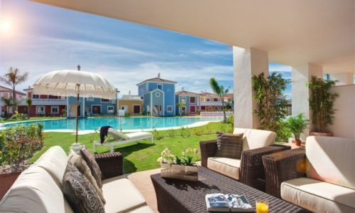 luxury retirement homes for sale spain