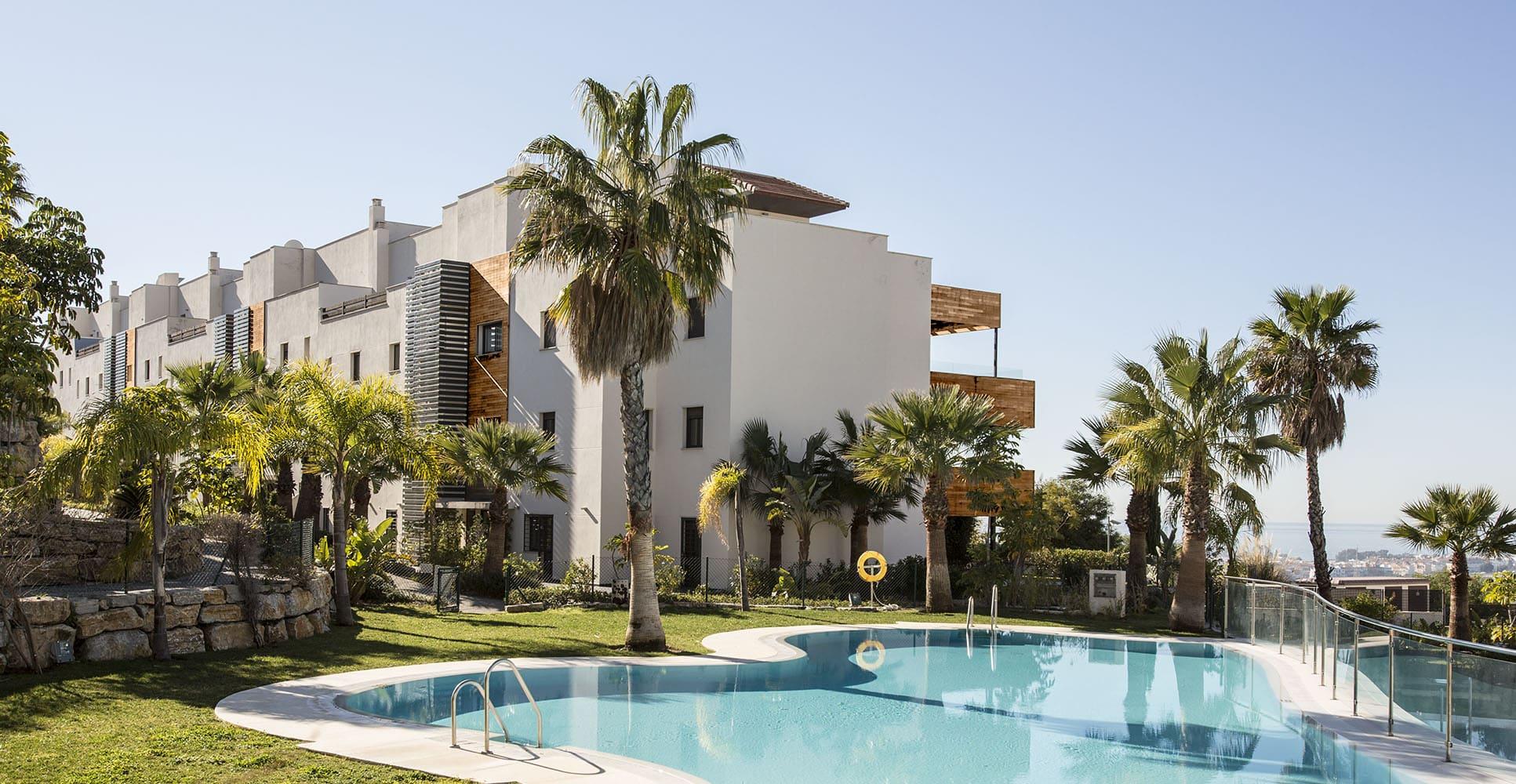 Marbella real estate investment
