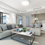Las Terrazas de Atalaya_Living room open plan kitchen_ Realista Quality Properties Marbella