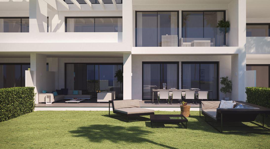 Las Terrazas de Atalaya_ground floor with extensive garden_ Realista Quality Properties Marbella