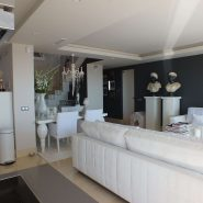 Arrayanes Golf penthouse_Open plan living_Realista Quality Properties Marbella