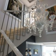 Arrayanes Golf penthouse_Stair case to upper terrace_Realista Quality Properties Marbella