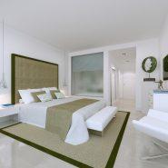 Atalaya Hills modern new build apartments Benahavis_bedroom_Realista Quality Properties Marbella