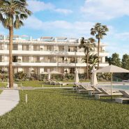 Belaire New modern project Estepona_Communal swimming pool_Realista Quality Properties Marbella