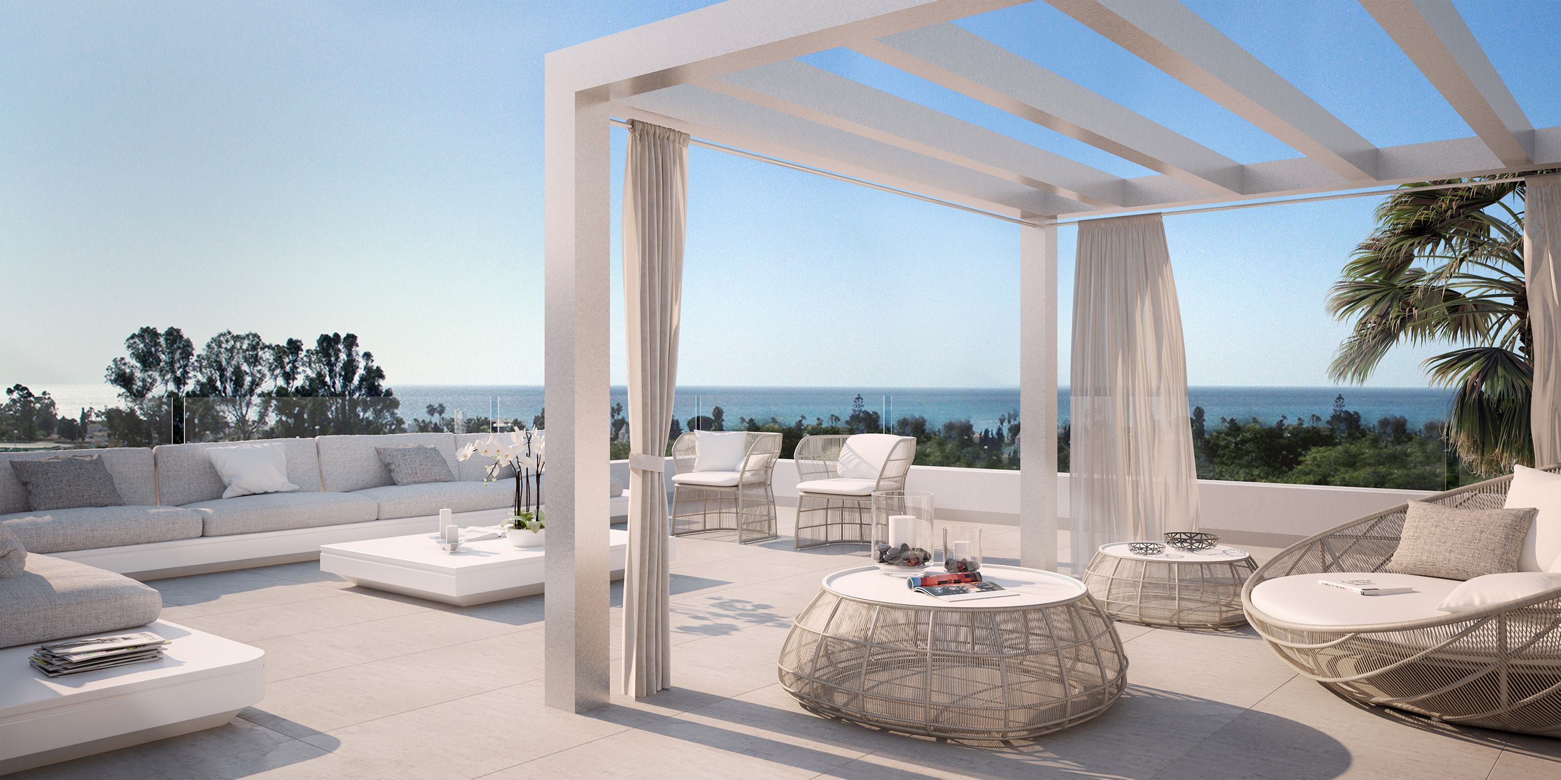 Belaire Off Plan Luxury Penthouse For Sale In Estepona