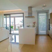 Botanic Los Arqueros new project_ open plan kitchen_Realista Quality Properties Marbella