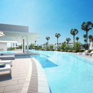 Cataleya off plan apartments for sale Estepona_Swimming pool_Realista Quality Properties Marbella