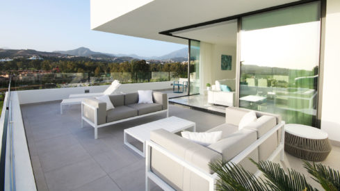 Cataleya off plan apartments for sale Estepona_Terrace I_Realista Quality Properties Marbella