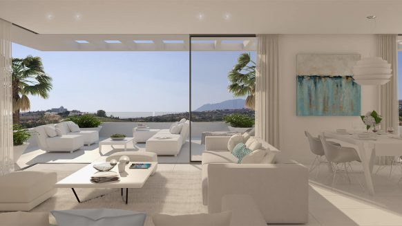 Cataleya apartments Estepona new development for sale