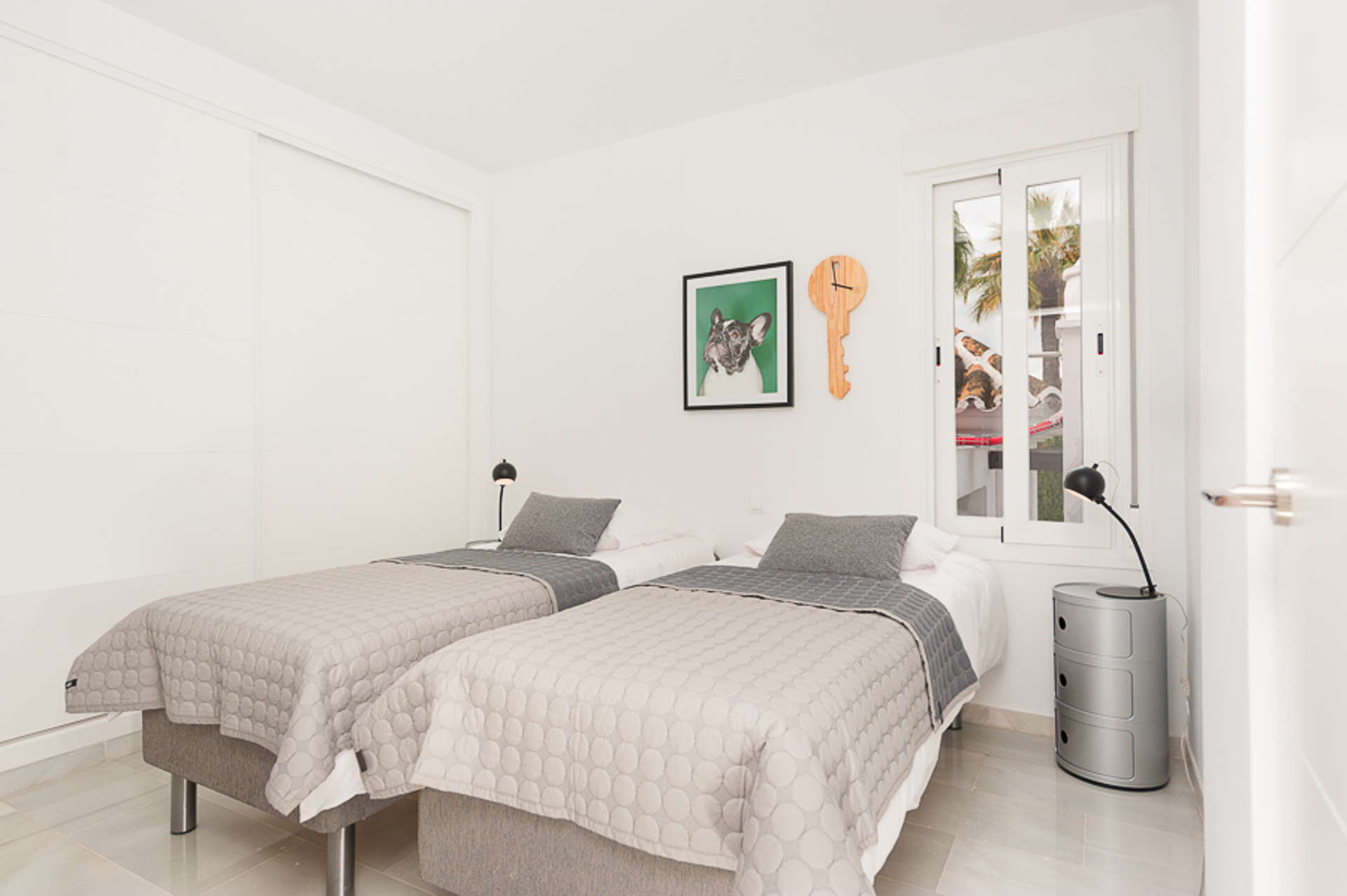 Ivy Residence Nueva Andalucia Guest Bedroom I Realista Quality Properties Marbella