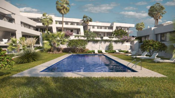 New luxury townhouse in Rio Real La Finca de Marbella