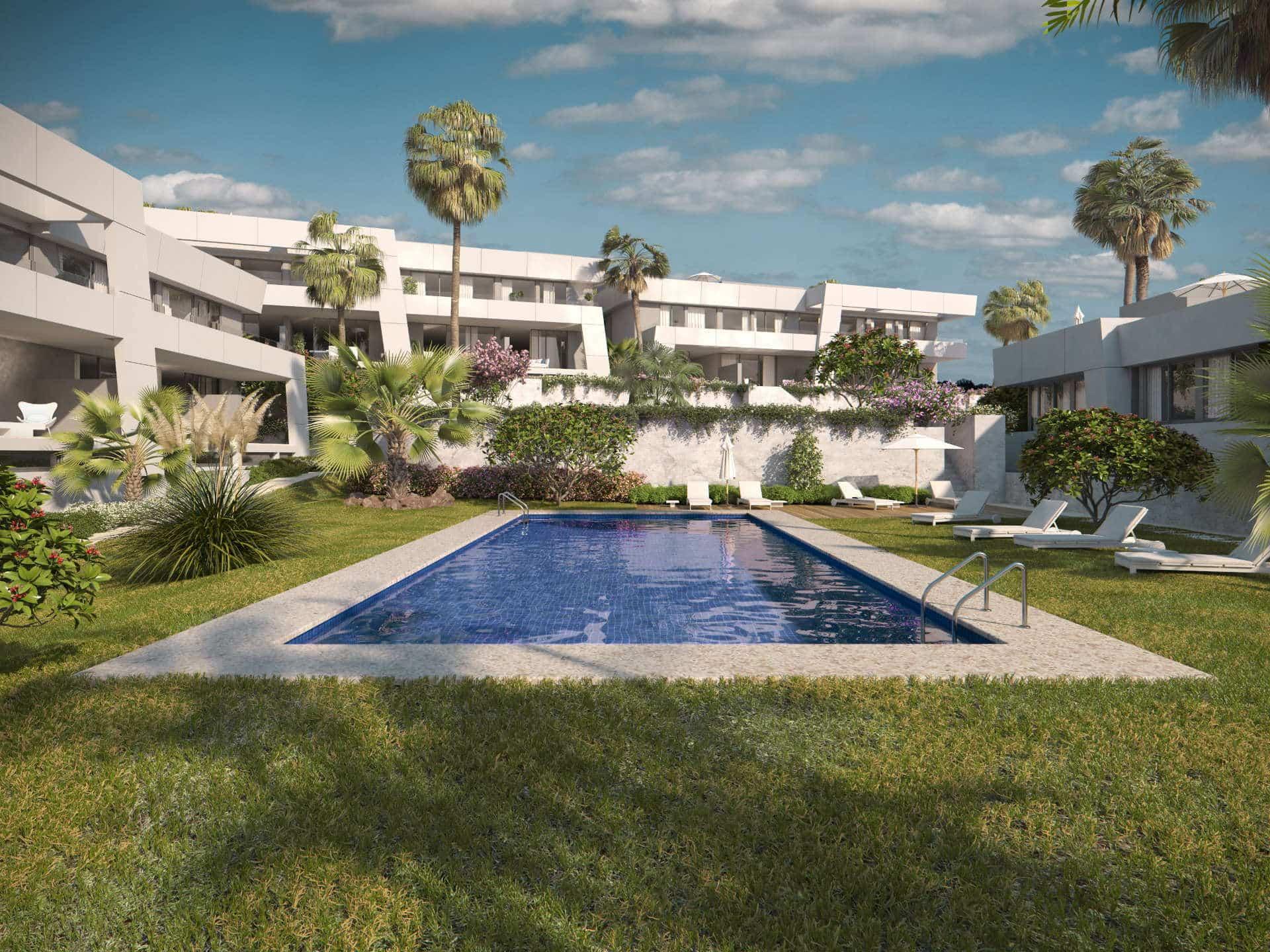 La Finca de Marbella Townhouses
