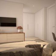 La Finca Town house for sale_master bedroom II_Realista Quality Properties Marbella