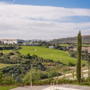 Las Terrazas de Cortesin_ Swimming pool and golf view_Realista Quality Properties Marbella
