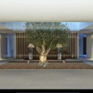 Los Flamingos Golf Villa modern_Entrance hall_Realista Quality Properties Marbella