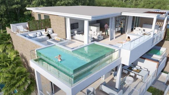 Lotus Jardinana_Cala de Mijas_penthouse terrace private terrace_Realista Quality Properties Marbella