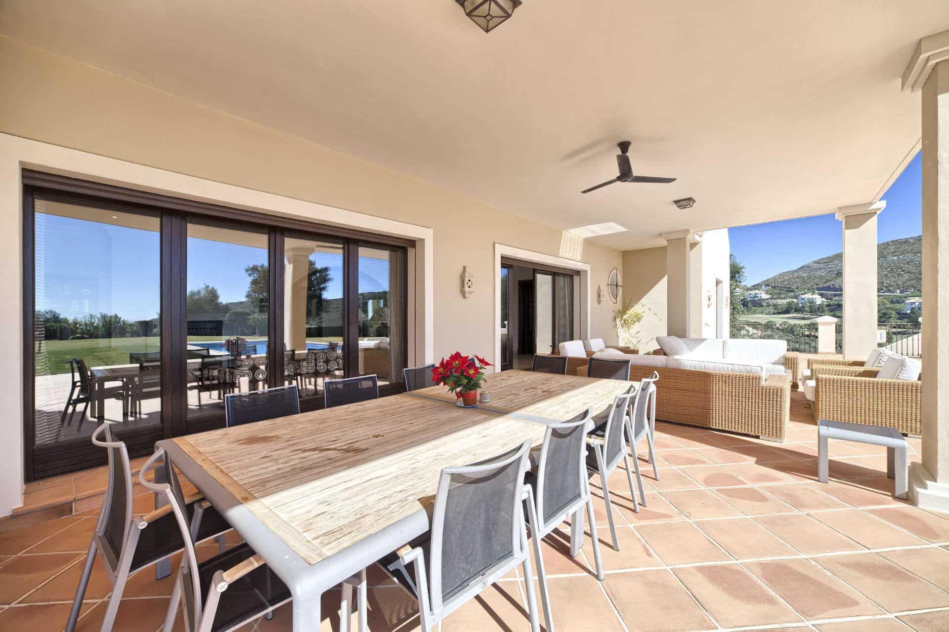 Modern private villa for sale in Marbella Club Golf Resort, Benahavis