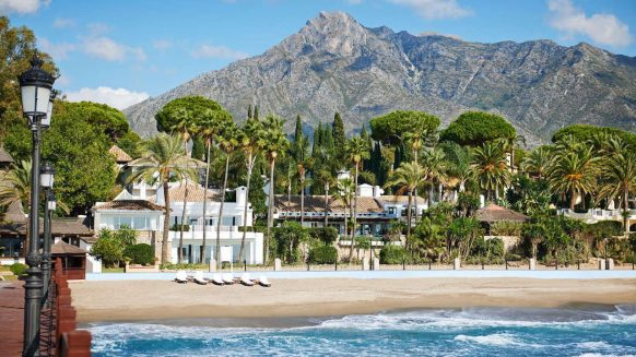 Marbella Golden Mile area guide