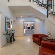Villa El Capitan Benahavis_hallway_Realista Quality Properties Marbella