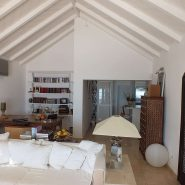 Andalusian Cortijo style villa in country living Casares_livingroom III_Realista Quality Properties Marbella