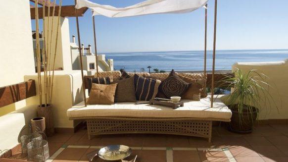 Bahia del Velerin_3 bedroom penthouse_Terrace seaview_Realista Quality Properties Marbella