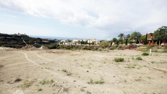 Plot within the Los Flamingos Golf Resort offering Sea and Mountain views