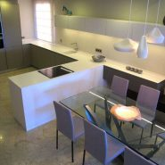 Casablanca Beach frontline beach _3 bedroom duplex penthouse_kitchen_Realista Quality Properties Marbella