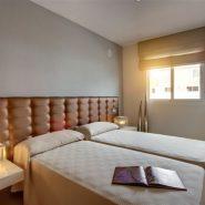 Cortijo del Mar Estepona_ ground floor 2 bedroom apartment_ guest bedroom_Realista Quality Properties Marbella